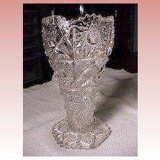 """""""Deep Cut"""" Vase"""