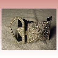 Fabulous Large Deco  Buckle