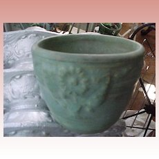Vintage Small Flower Pot