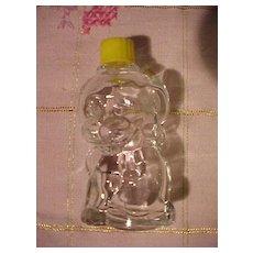 Cute Vintage Puppy Perfume Bottle