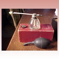 Old Glass Nasal Atomizer