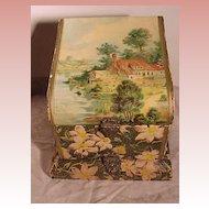 Victorian Collar Box