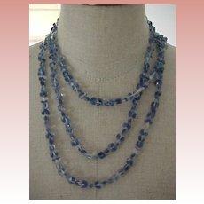 Glass Flapper Beads