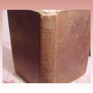 """Merrie England""  Antique Book"
