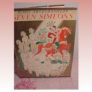 "Children's Book ""Seven Simeons"""
