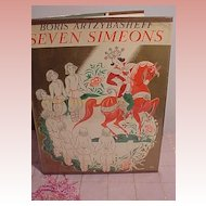 "Children's Book ""Seven Simeons"""