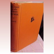 "First Edition ""THe Man In the WHite Slicker"""