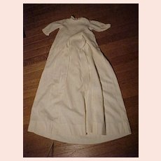 Long Victorian Baby Gown Good For Baby Doll