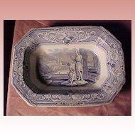 Ironstone Bowl Sydenham J Clementson