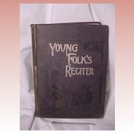 Young Folk's Reciter