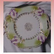 Beautiful Old Cake Plate