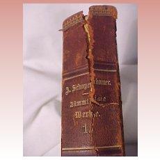 Schriften zur Erkenntnisslehre