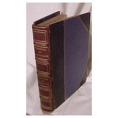 Part Set of 1900's Nathaniel Hawthorne Books