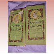 Calendar of Salads