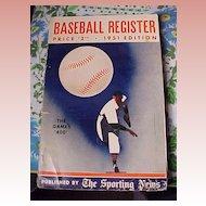 Baseball Register