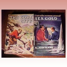 The Lost City and Sea Gold