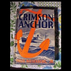 The Crimson Anchor - Red Tag Sale Item
