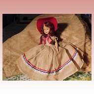 Sleep Eyed Nancy Ann Storybook Doll