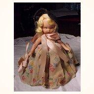 Bisque Storybook Doll
