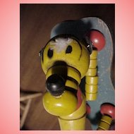 Old Pluto Puppet