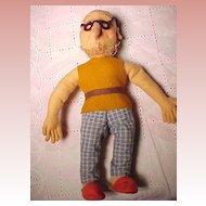 Felt Character Doll