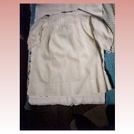 Sweet Early Baby/Toddler Dress