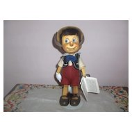 MIB R.J. Wright's Walt Disney  Pleasure Island Pinocchio  1992   Adorable