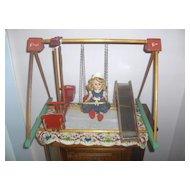 Ginny's Gym  c.1955  Very Good Condition  Wonderful