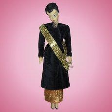 """RARE 10 inch """"Barbados"""" Barbie Vintage and Unusual All Original"""