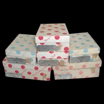 LOT Vintage HP Mint in Boxes  6  NASB  Dolls  Fabulous  clean out Sale
