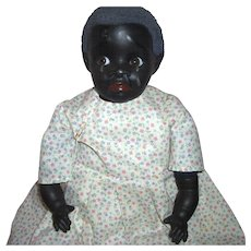 22 inch Leo Moss Doll by Noted Artist Ruben Quezados