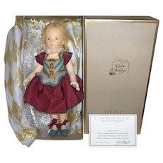 RJW Musette Doll  MIB
