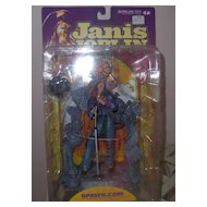 Janice Joplin Mint in Pkg by Spawn/McFarlane Toys