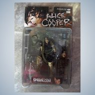Alice Cooper By McFarlane Toys/Spawn Mint in Box/Pkg