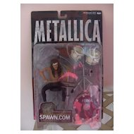 Metallica by McFarlane Toys/Spawn  Mint in Box/Pkg