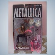 Metallica by McFarlane Toys/Spawn  Mint in Box/Pkg