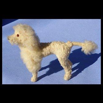 Poodle LOWCHEN salon dog French fashion doll companion  OOAK