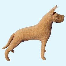 """Great Dane salon dog Kestner Bru French fashion doll companion 5"""""""