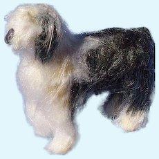 """Old English Sheepdog companion dog French fashion doll OES  3"""""""