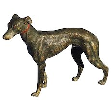 """bronze Whippet Italian Greyhound Vienna Austria dog 4"""""""