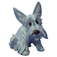 "Cacciapuoti Scottish terrier Italy 7"" Scotty dog"
