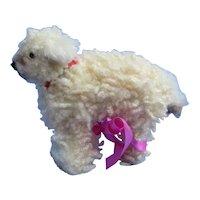 "fur Poodle salon dog Germany label  BRU BLEUETTE  JUMEAU French fashion doll companion 3"""