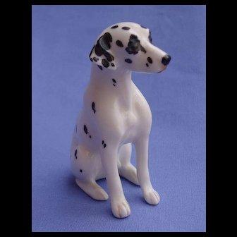 1959 Dalmatian dog Boehm