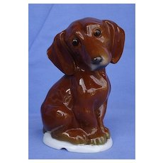 Dachshund dog perfume lamp Germany