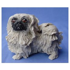 rare Eve Pearce Pekingese dog England 1/1