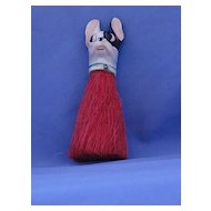 1930s French bulldog  shaving brush Germany
