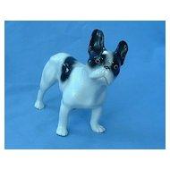 "1920/30s French Bulldog Boston Terrier Heubach Germany 7"""