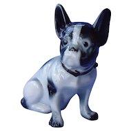 "1940s French Bulldog Wrisley Perfumer Chicago 9"""