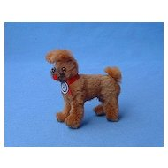 Airedale Schnauzer fur toy terrier salon dog French fashion doll Germany