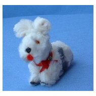 Germany fur toy dog Schnauzer Scottish terrier French fashion doll  Scotty